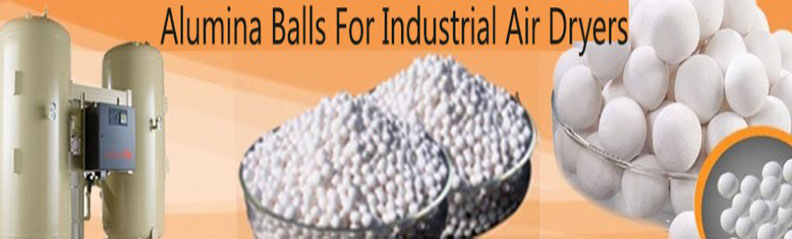 Activated Alumina, Air Dryers, Desiccants
